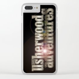 The Usherwood Adventures Clear iPhone Case