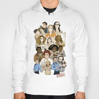 oitnb Hoodies featuring OITNB Fanart by StephDere