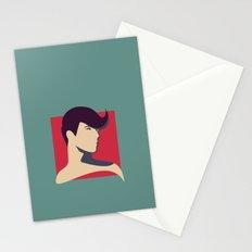 Pose Babe Stationery Cards