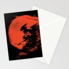 Killer Strokes Stationery Cards