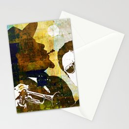 MONK, MILES, & MINGUS Stationery Cards