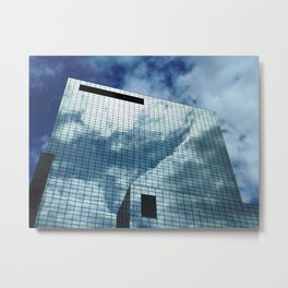 The NN-Building (Rotterdam) 7 Metal Print