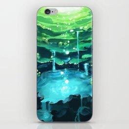 Underground iPhone Skin