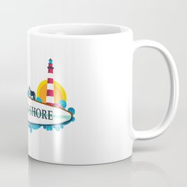 Eastern Shore - Maryland. Coffee Mug