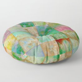 Paintbox Floor Pillow