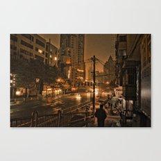 Nanjing I Canvas Print