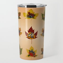 "Autumn ""tapas"" Travel Mug"