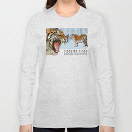 Siberian Tiger Long Sleeve T-shirt