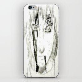 Bloody Sheared Gaara iPhone Skin