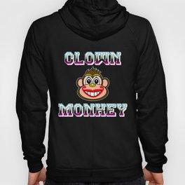 CLOWN MONKEY Hoody