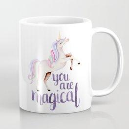 You Are Magical — Rainbow Coffee Mug