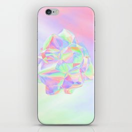 This thing iPhone Skin