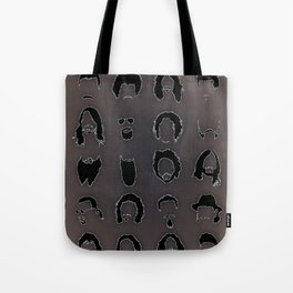 The Rock Beards Tote Bag