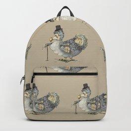 Grumpy Dodo_light Backpack