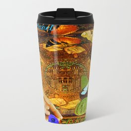 Civitate Dei   City of God  Travel Mug