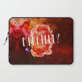 Am I Not Merciful (Illuminae) Laptop Sleeve