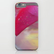 Rose Petals in Water Slim Case iPhone 6s