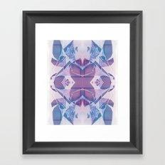 tre Framed Art Print