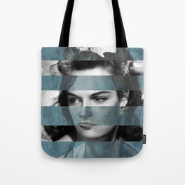 Picasso's Woman with a Helmet of Hair & Jane R. Tote Bag