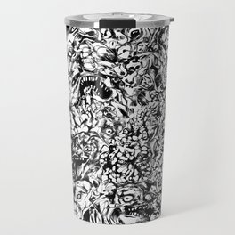 Pile of Hatred, Malice and uncontrollable Madness Travel Mug