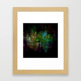 FLACONS Framed Art Print