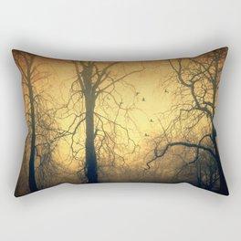 leafless Rectangular Pillow