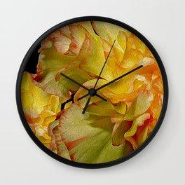 Carnation, Dianthus Fantasy 13 Wall Clock