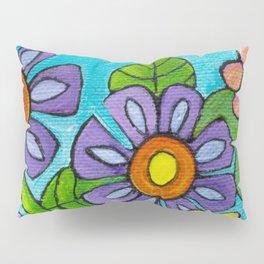Springtime Series #5 Singing Bird Pillow Sham