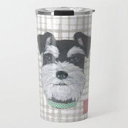 Schnauzer, DOG Travel Mug