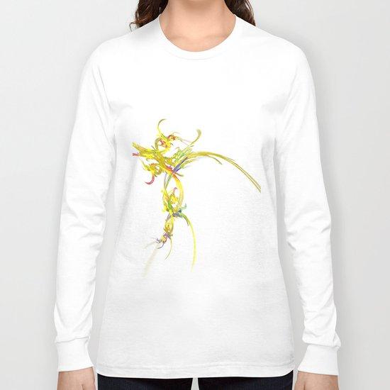 Spiritual Flower Long Sleeve T-shirt