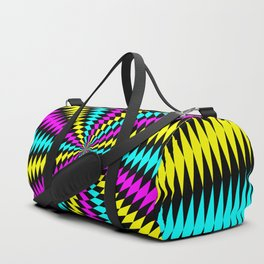 Tunnel of Distraction Remix 2 Duffle Bag