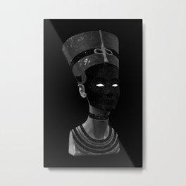 Nefertiti AD Metal Print