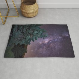 Milkyway at the mountains. Saggitarius and Rho Ophiuchus Rug