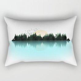 The Sounds of Nature Rectangular Pillow