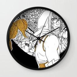 [Caelum Florescens] Scorpio Wall Clock