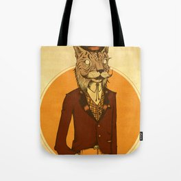 {Bosque Animal} Lince Tote Bag