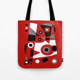 Abstract #905 Tote Bag