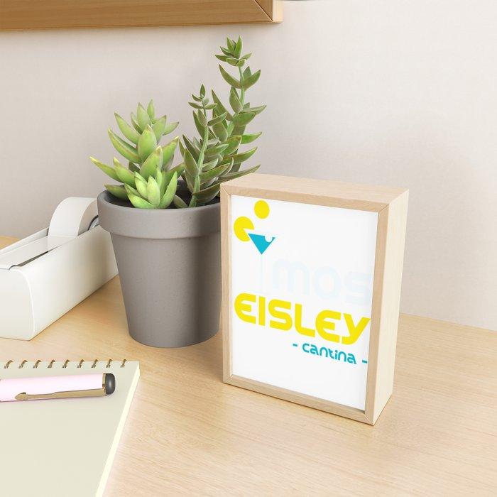 Mos Eisley Cantina Framed Mini Art Print