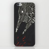 justice iPhone & iPod Skins featuring Justice by Bryan Yentz
