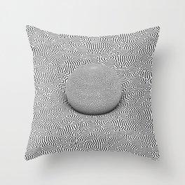 Sphere Bounce Throw Pillow