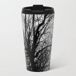 Winter Tree Travel Mug