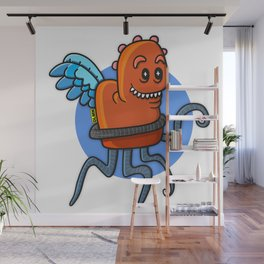 Ser Raro - Extraña Mutación Genética Wall Mural