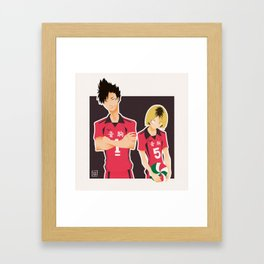 1- 5 Framed Art Print