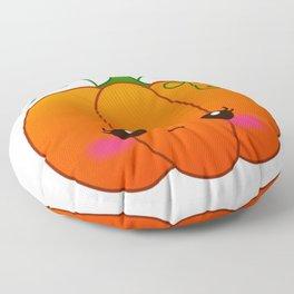 Little Pumpkin Floor Pillow