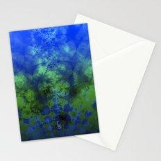 Fractal Ocean I Stationery Cards