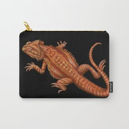 Bearded Dragon 2 Carry-All Pouch