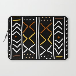 Abstract African Mudcloth Laptop Sleeve