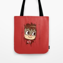 Heeeeere's..... the Villager! Tote Bag