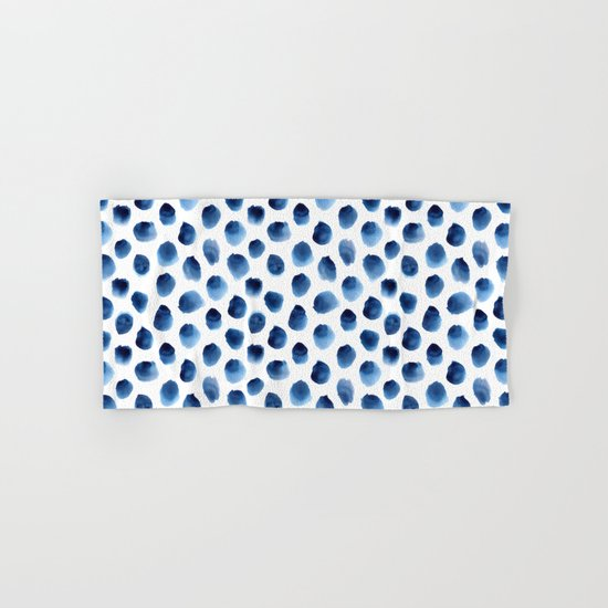 Freshness || watercolor Hand & Bath Towel
