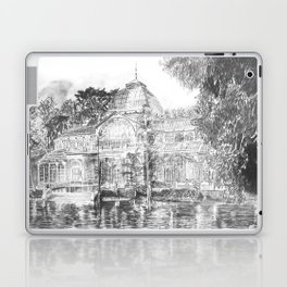 Crystal Palace (El Retiro Park - Madrid) Laptop & iPad Skin
